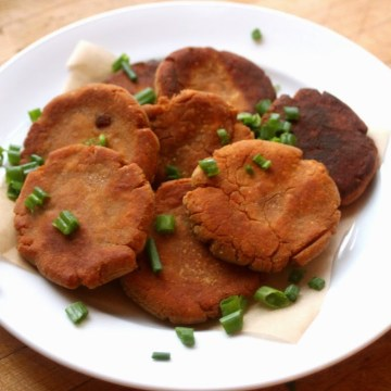 Paleo Sweet Potato Pita Bread (AIP)