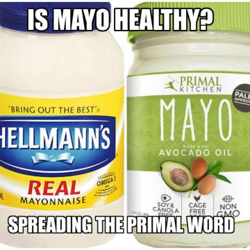 Spreading the Primal Word: The First Ever Paleo Mayo