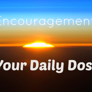 Living With Chronic Lyme: A Daily Dose of Encouragement