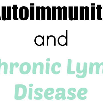 Chronic Lyme Disease and the Autoimmune Connection