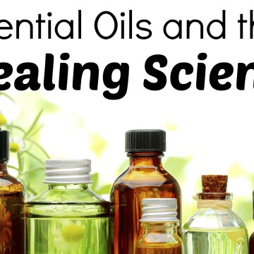 Chronic Lyme, Essential Oils, and Their Healing Science