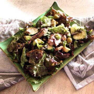 Food That Heals: Favorite Sardine Salad by Tara of Paleo Cajun Lady (AIP/Paleo)