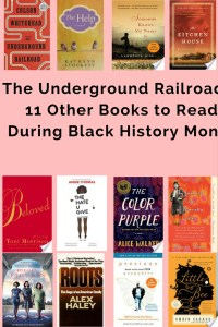 Did you read the Pulitzer prize winning The Underground Railroad by Colson Whitehead? If you loved it, here are 11 other books that you should read.