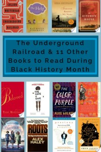 The Underground Railroad is a monumental achievement in literature and should be a part of every high school curriculum. We have the books that you should be reading during Black History Month. Beloved, The Help, The color Purple, The immortal Life of Henrietta Lacks, Roots and more.