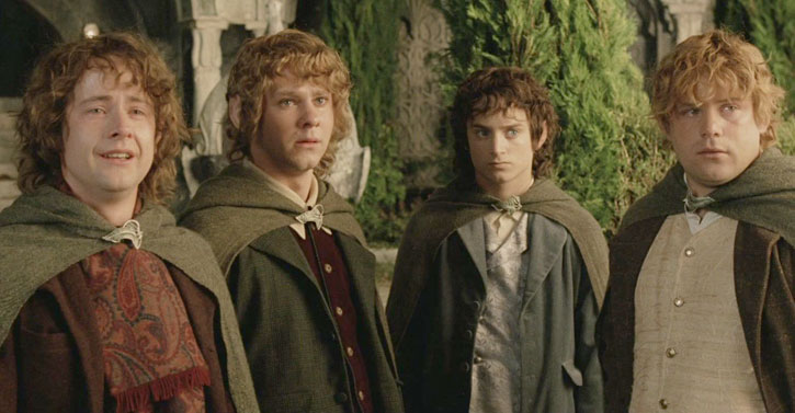 Lord of the Rings Book Movie Adaptations