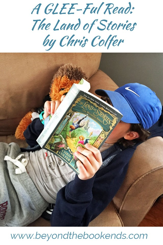 Book Review for Land of Stories by Chris Colfer