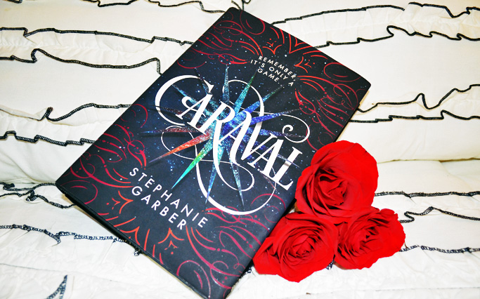 Caraval by Stephanie Garber. Worth the hype or overrated?