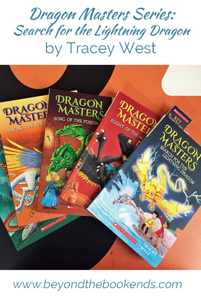 The Dragon Masters Series