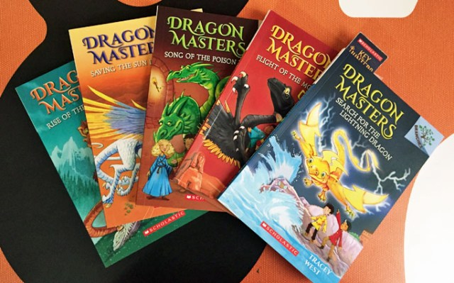Dragon Masters Series by Tracey West