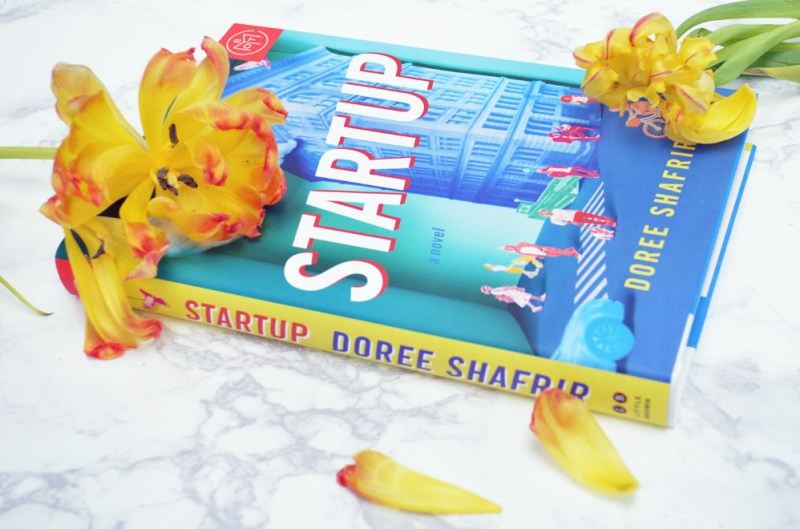 Book Review for Startup by Doree Shafrir