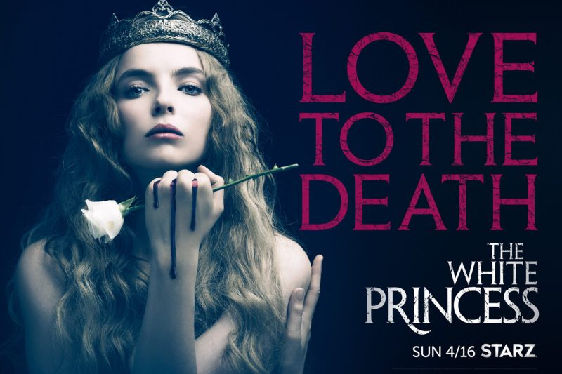 How was Starz's White Princess adaptation? It was better than the book!