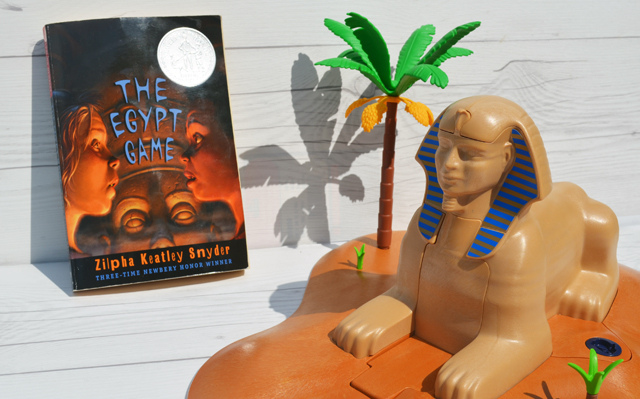 12 Children's Books about Egypt for all ages.