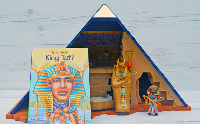 12 Children's Books about Egypt for all ages