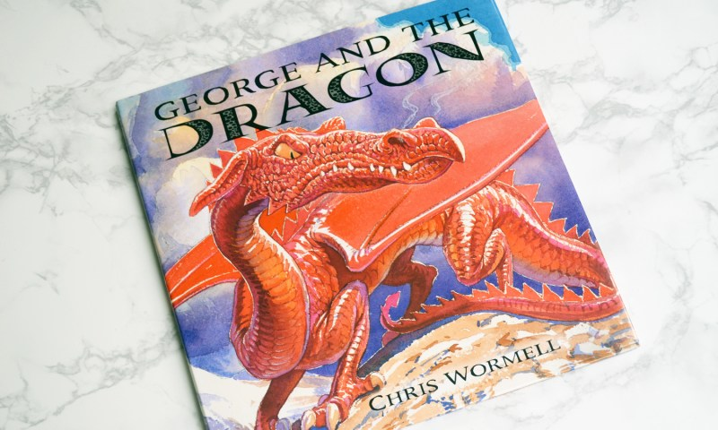 George and the Dragon and 15 other dragon books for all age groups