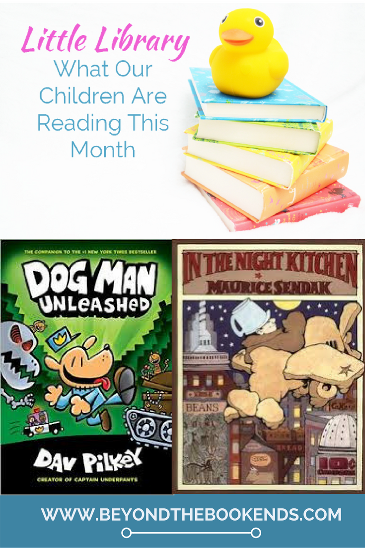 From silly chapter books to banned picture books - this list of 8 stories has something for everyone!