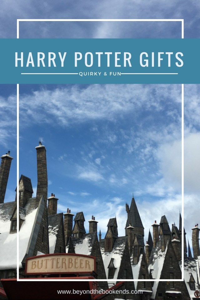 12 unique and out of the ordinary gifts for Harry Potter Fans. From golden snitch fidget spinners to butterbeer candles! This fun list has something for Hogwarts House member!