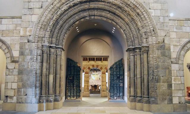 European monastery at Philadelphia Art Museum