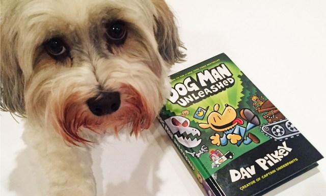 Dog Man Unleashed.