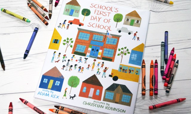Amazing Stories that teach your littlest kid about school.