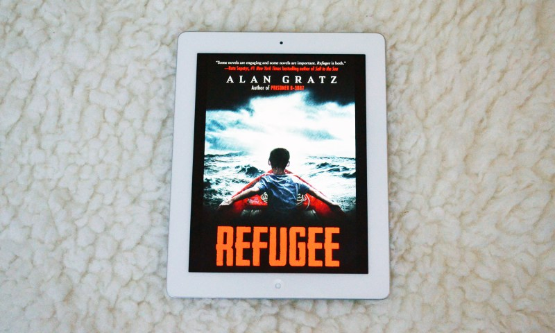 Alan Gratz's newest novel, Refugee, speaks to three generations of children seeking refuge across the world. The book covers cuba, the holocaust and syrian refugees and is absolutely a must read for children and adults alike.