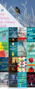 Upcoming new release adult fiction for February 2018. Looking for your next great new read? Sophia Kinsella, Kim Fu, Matt Haig