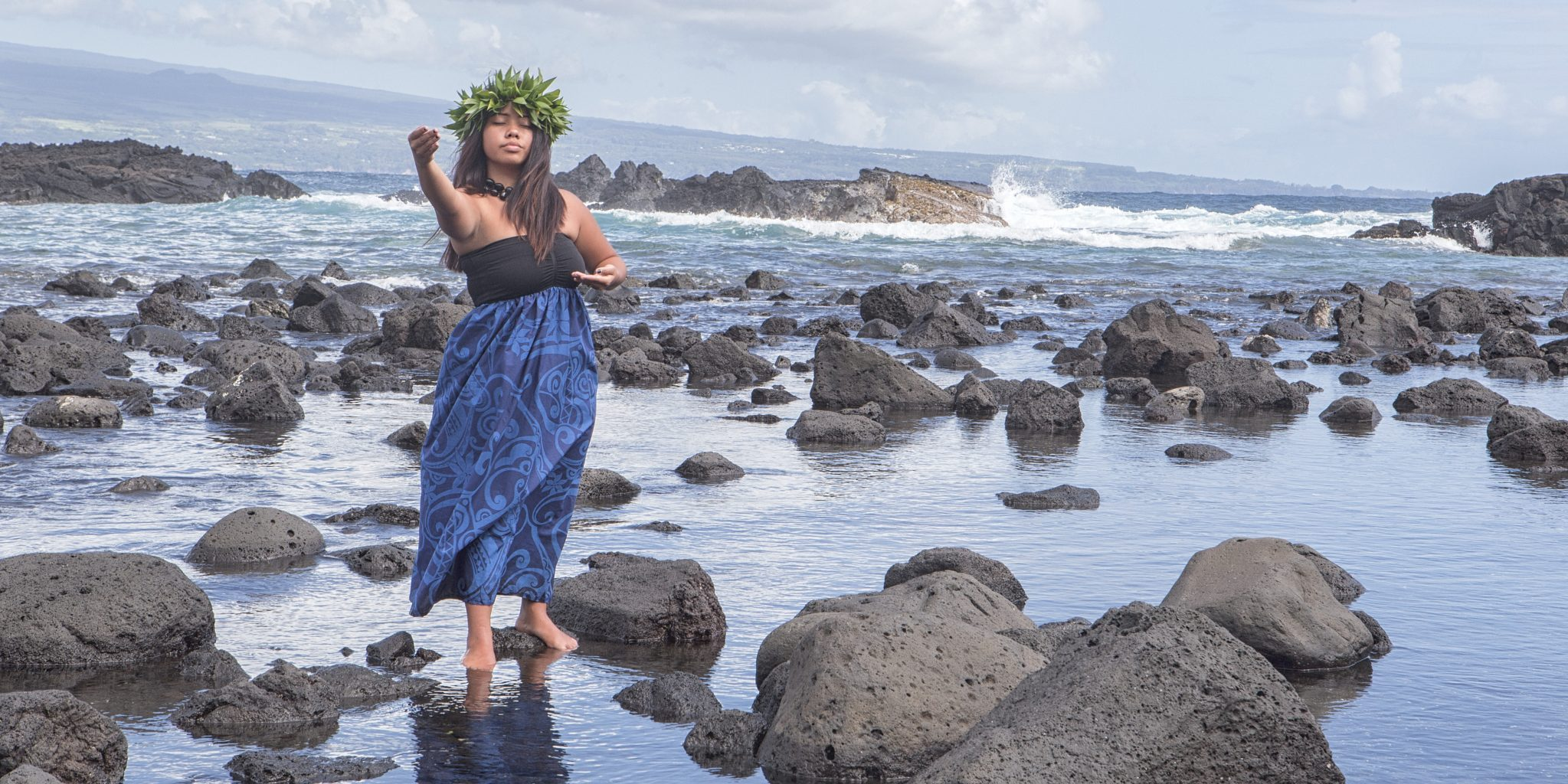 Hawaii Conceptual Portrait Photography