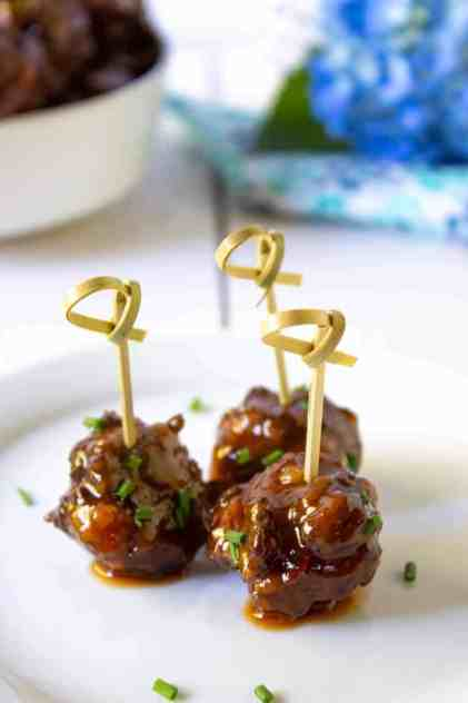 Cocktail meatballs are perfect for any party or gathering.