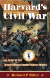 Harvard's Civil War: The History of the Twentieth Massachusetts Volunteer Infantry