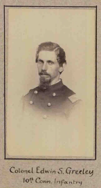 Edwin S. Greeley 10th CT