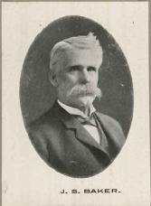J. Stannard Baker 1st DC Cavalry