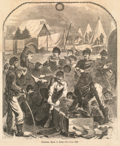 ChristmasBoxesInCamp1861