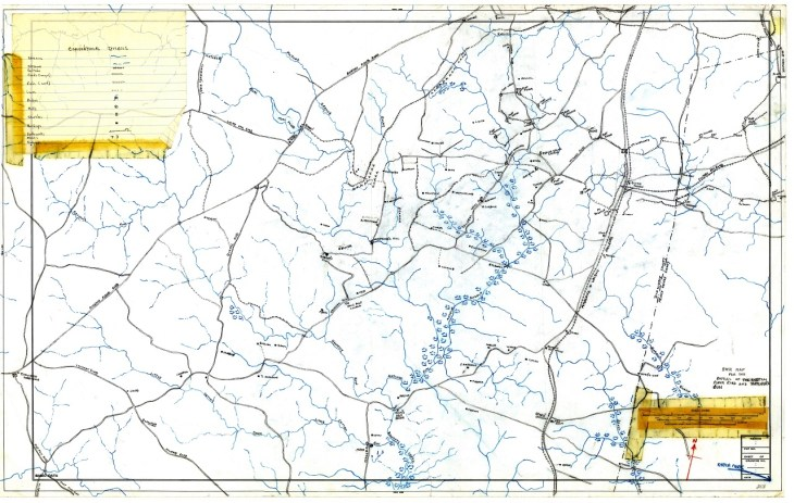 BEARSS Petersburg Maps BOYDTON Topo SMALL