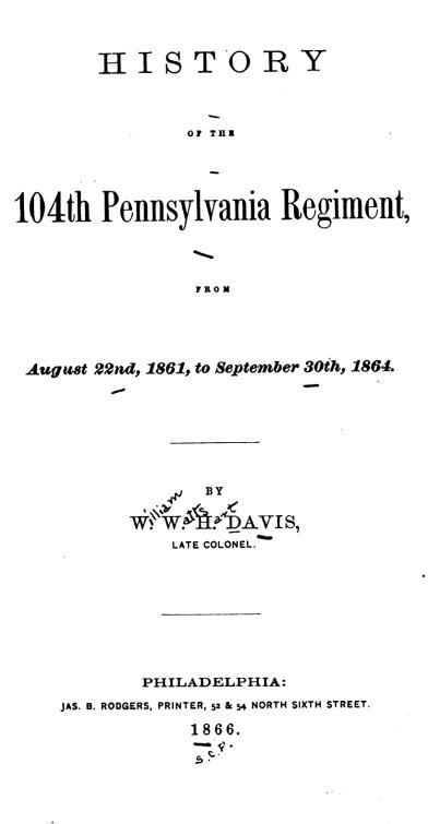 104thPADavis1866