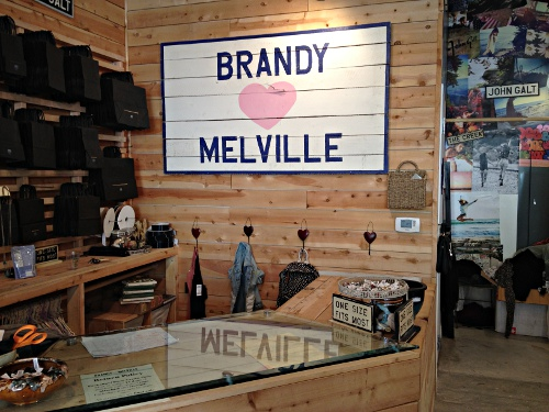 Judging Boutiques  Brandy Melville  Beyond the Creek