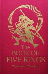 Read more about the article Book Review: The Book of Five Rings