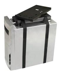 RightAngle 200CPU Cheap Under Desk CPU Holder
