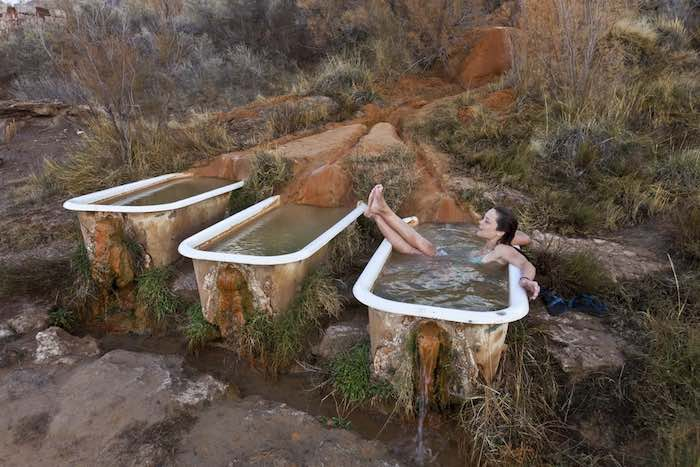 Bathtub Hot Springs