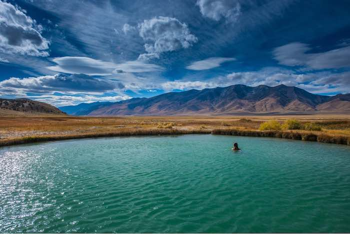 Hot Springs Benefits