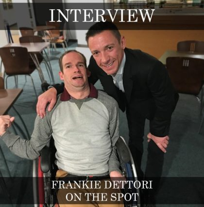 Frankie Dettori – On The Spot