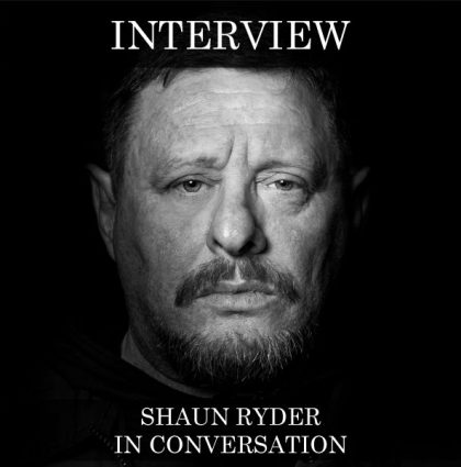 Shaun Ryder – In Conversation