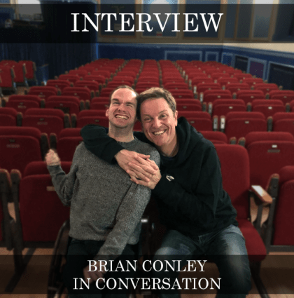 Brian Conley – In Conversation