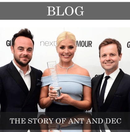 The Story of Ant and Dec