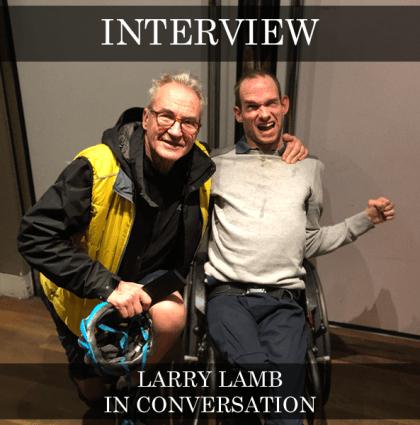 Larry Lamb – In Conversation
