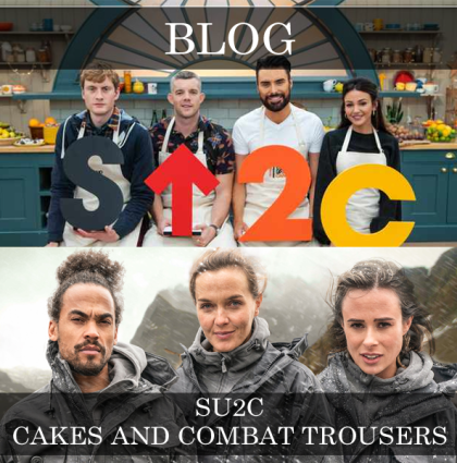 SU2C – Cakes and Combat Trousers