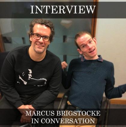Marcus Brigstocke – In Conversation