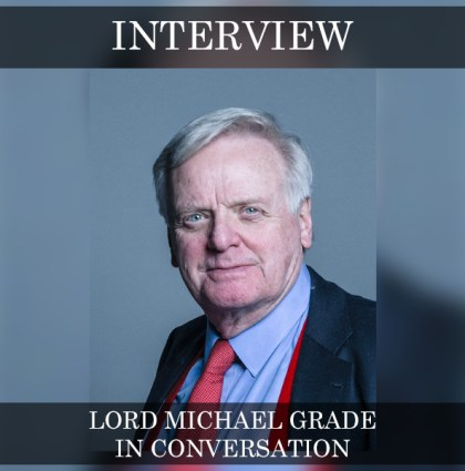 Lord Michael Grade – In Conversation