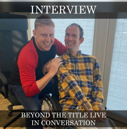 Beyond The Title Live – In Conversation