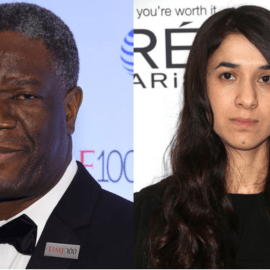 Nobel Prize Awarded to Activists Fighting Against Sexual Violence