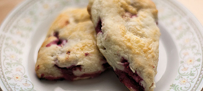 Two Birds With One… Scone? Please Stop.