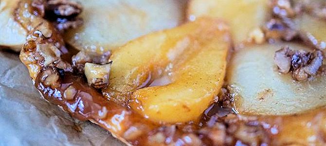 Pear Tart - Photo by ppc1337